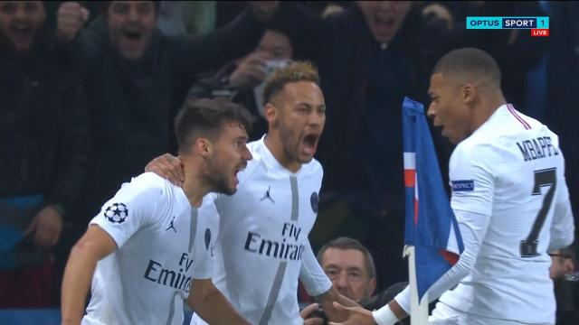 PSG purr in crucial UCL win
