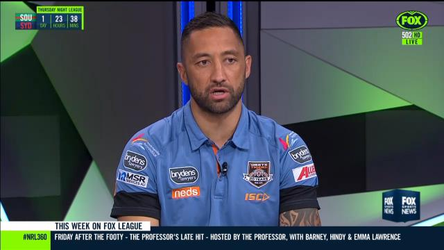 Marshall gives a Farah update