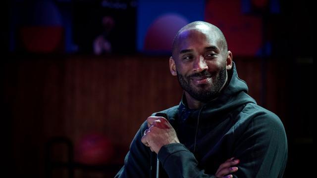 Kobe named HOF finalist