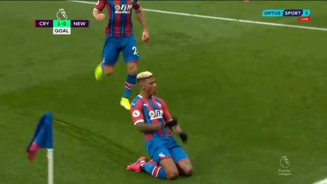 Palace ensures much needed victory