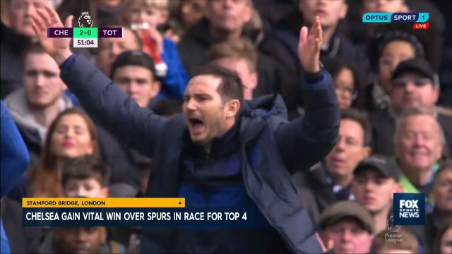 Blue bounces off Tottenham