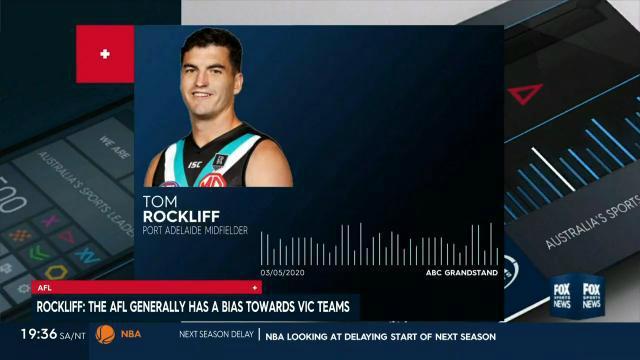 AFL is biased for Vic teams