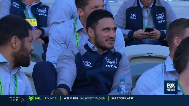 Holmes on the extended bench