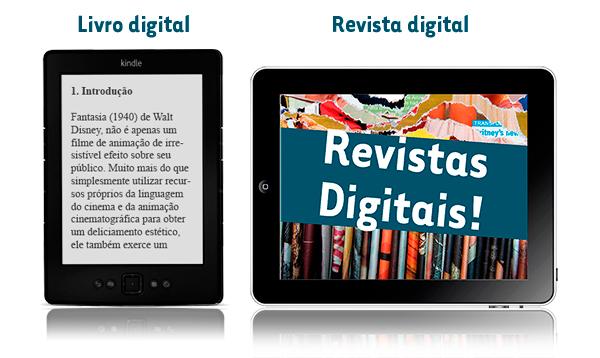 Revista digital - Livro Digital - ePub - eBook - eMagazine - FoxTablet