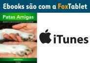 EBook Patas Amigas de Jéssica Ferrari no iTunes