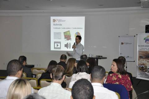 Palestra de Jean Pluvinage sobre marketing de conteúdo e storytelling