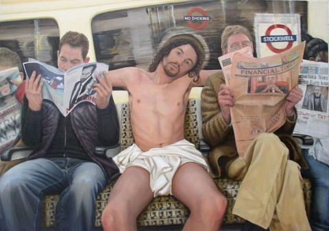 The Northern Line by Richard Bagguley