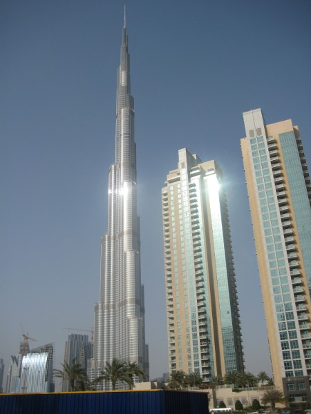 Dubai - tallest building in the world