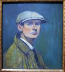 Lowry self portrait