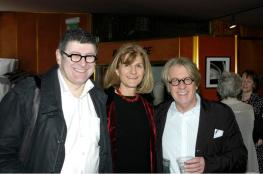 Martin Bloom, Margy, Frank Cohen