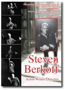 Steven Berkoff on DVD
