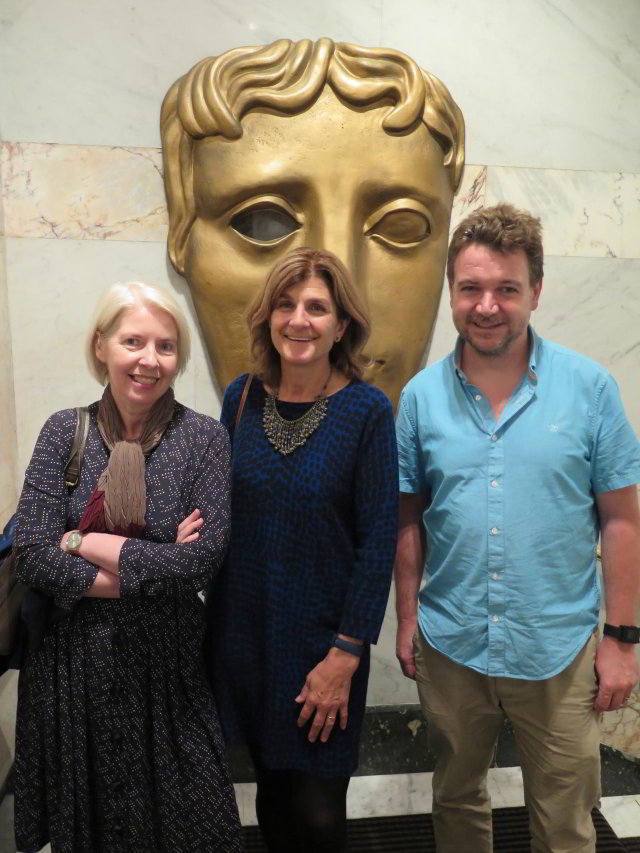 Maureen Murray executive producer, Margy Kinmonth director and editor Gordon Mason ACE