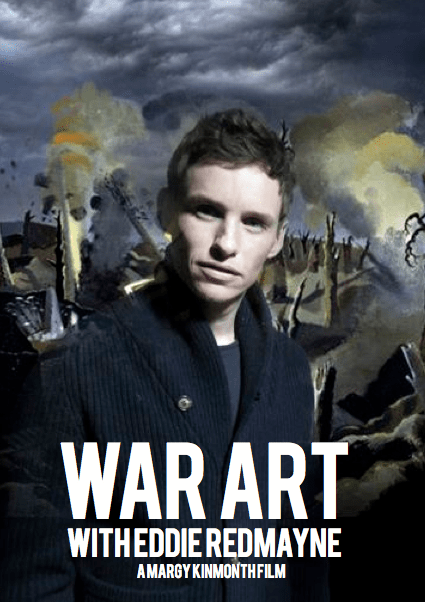 WAR ART with EDDIE REDMAYNE - ITV PREMIERE