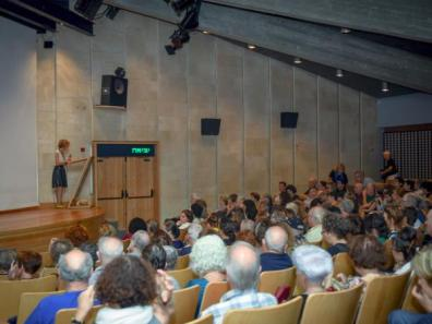 Revolution at Haifa International Film Festival
