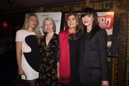 Alisher Usmanov's Art Science and Sport Charity Foundation Natalia and Ekaterina Ermolenko