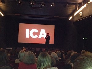 REVOLUTION - Margy Kinmonth introduces the ICA Screening