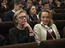 Revolution Moscow Premiere at Tretyakov 28