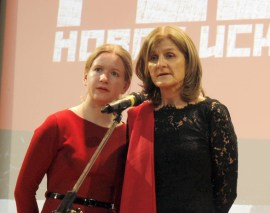 Revolution Moscow Premiere at Tretyakov 31