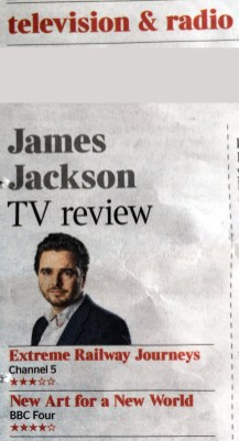 4 **** Rating - The Times