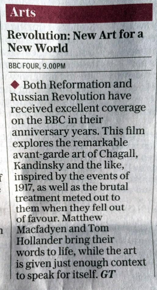 Telegraph Watch to Watch