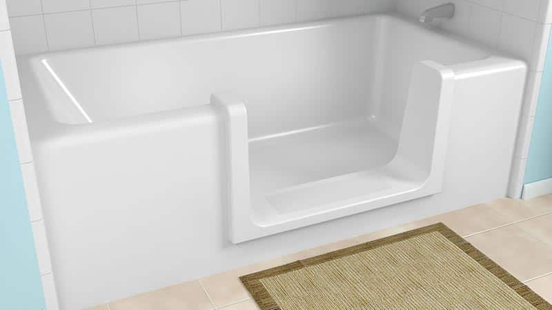 Lost Cost Bathtub To Shower Conversions In St Charles IL