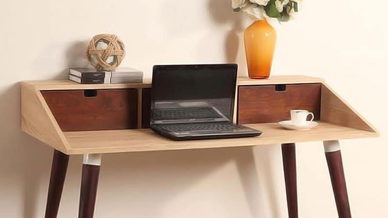 ... on a desk that you like will make your brain focus more on the task that you\u0027re working on and keeping it clean will make sure not to distract you. & Creative Desk Ideas For Your Home Office - Foynd