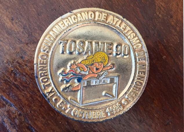 Menores que debió realizarse en Paraguay en octubre de 1990.