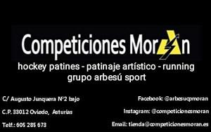 Competiciones Moran