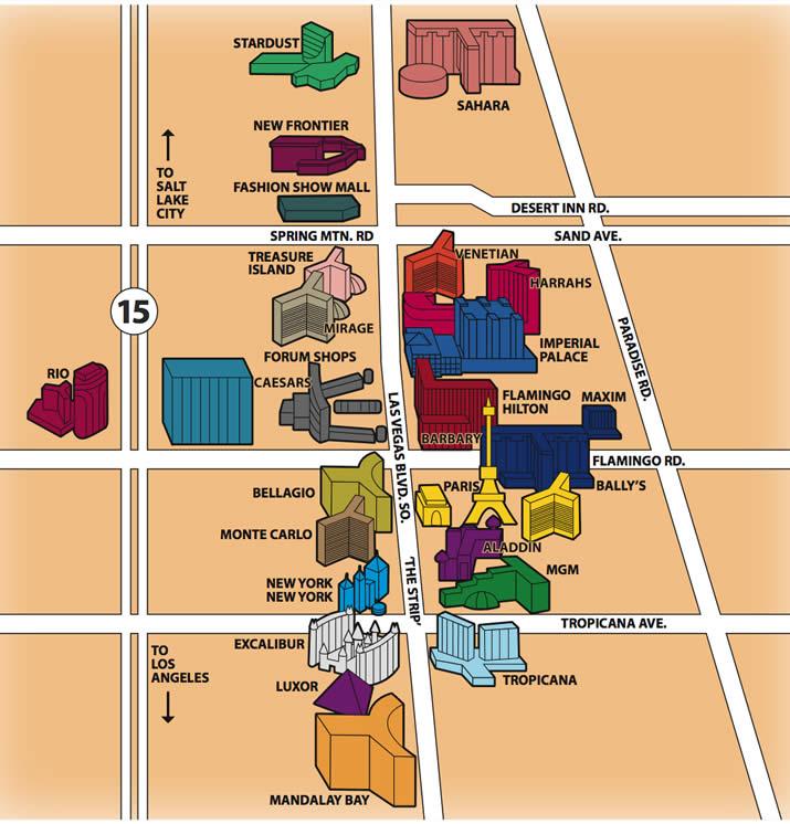 Strip: Map 1 Map 2