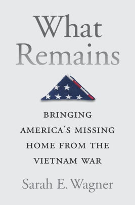 cover of the book What Remains by Sarah E. Wagner