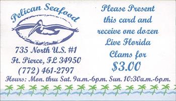 pelican seafood