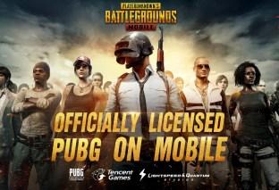 Une version mobile pour PUBG