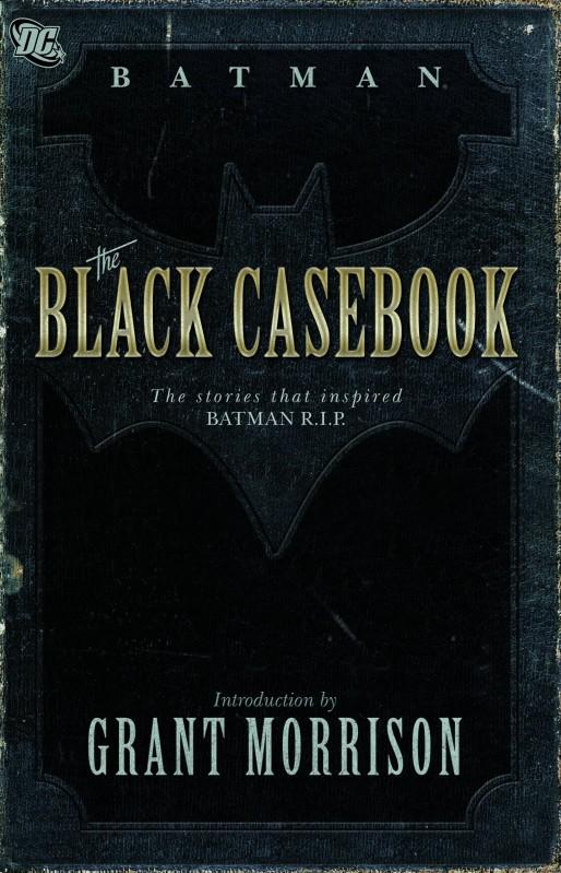Batman the Black Casebook