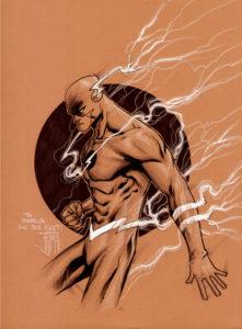Reverse Flash by Francis Manapul