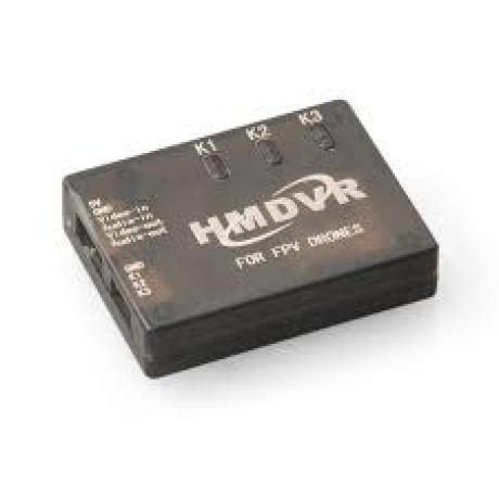 fpvcrazy HMDVR-Mini-DVR-Video-Audio-Recorder-For-FPV-Multicopters What is DVR??? All Topics GUIDE TO BUY DRONE Tech Talks  FPV Racing DVR