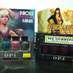 Kit OPI Burlesque e Nickj Minaj