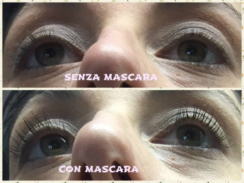 Cougar Beauty mascara confronto