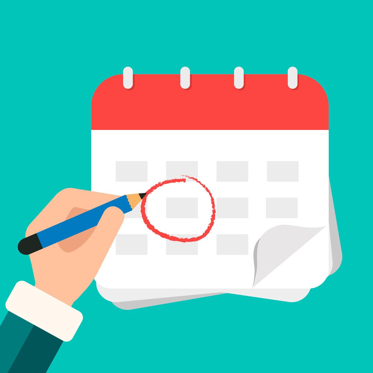 Reserva ya tu calendario de la Asociación Castellano Leonesa Contra la Fibrosis Quística 2022