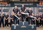 STIHL Timbersport Champions