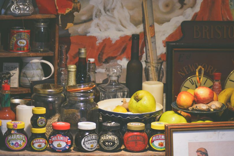Marmite, love it or hate it