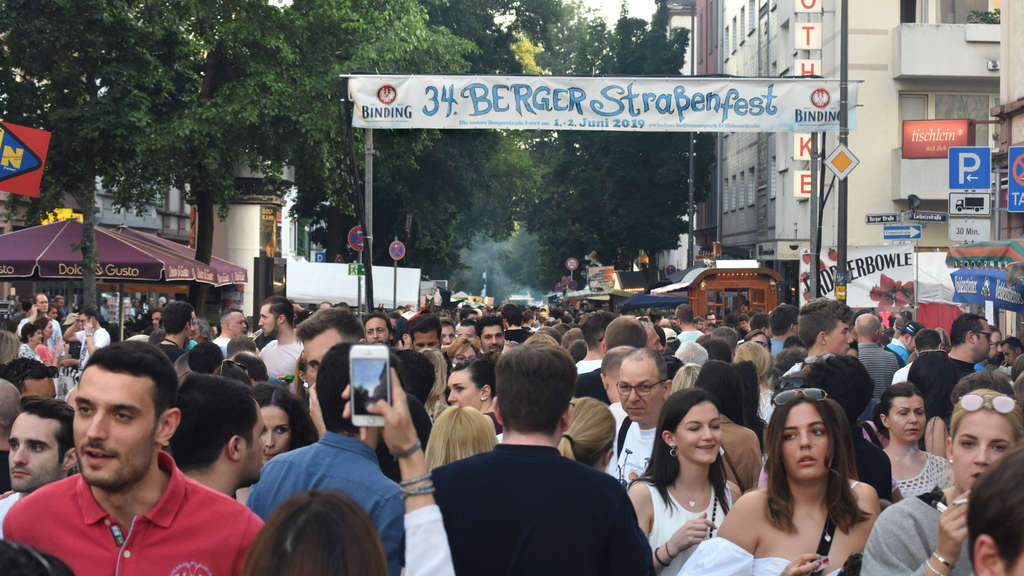 Image result for Bergerstrasse Fest