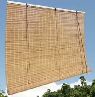 store enrouleur bambou sur mesure