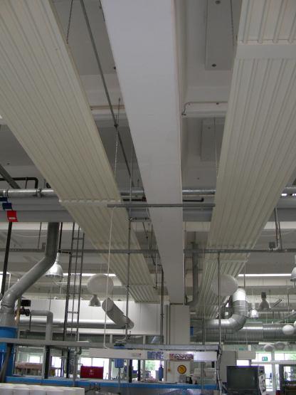 Termostrisce radianti waterstrip Fraccaro installate presso la Royal Copenhagen