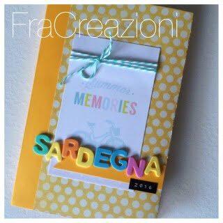 Travel book Sardegna