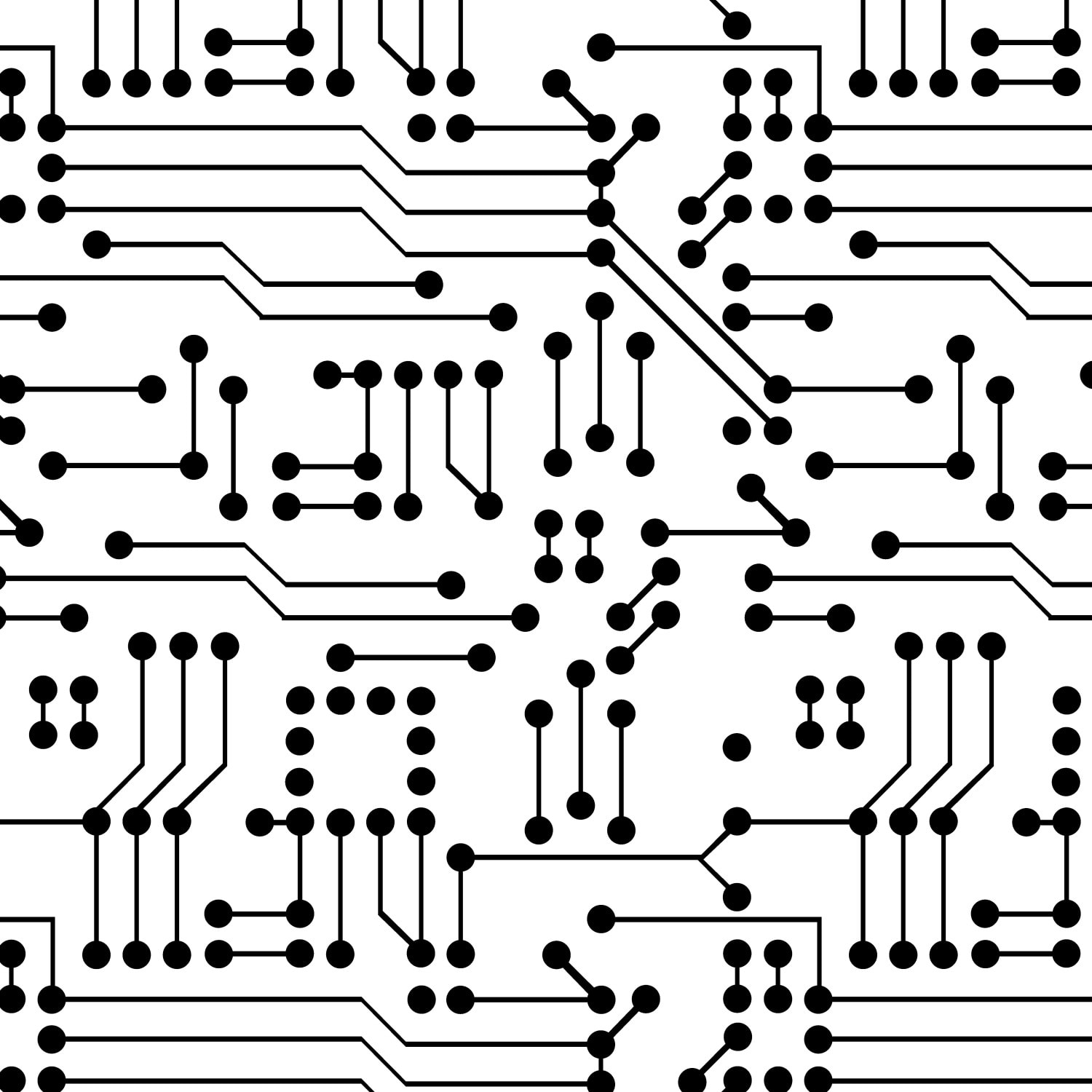 Circuit Board 26 Pattern