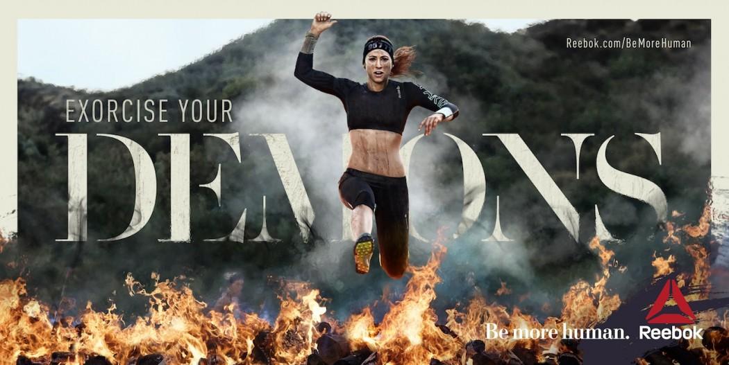 Be More Human : Reebok s'affirme dans le marketing expérientiel
