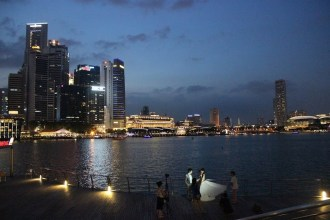 """""""A Singapour, on sent une vraie envie de faire avancer les choses, d'essayer, peu importe le résultat"""" Anne Beaufreton Fondatrice de Femmes de Projets"""