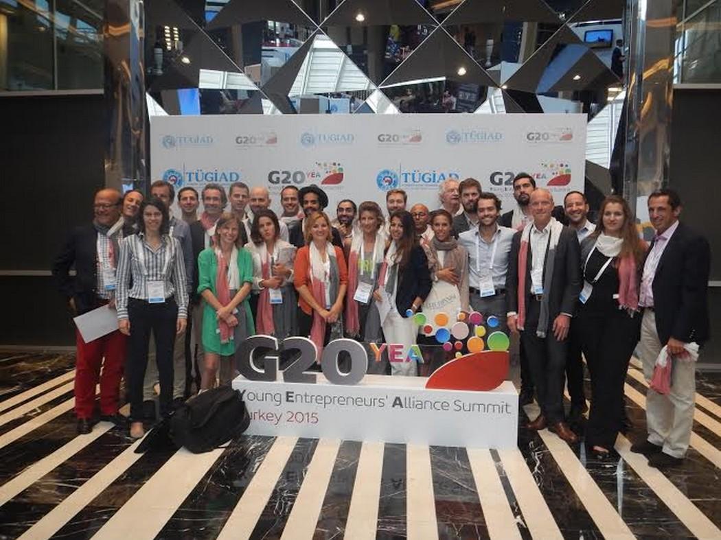 Le chômage des jeunes ne pourra être résolu qu'avec une culture entrepreneuriale forte #G20YEA