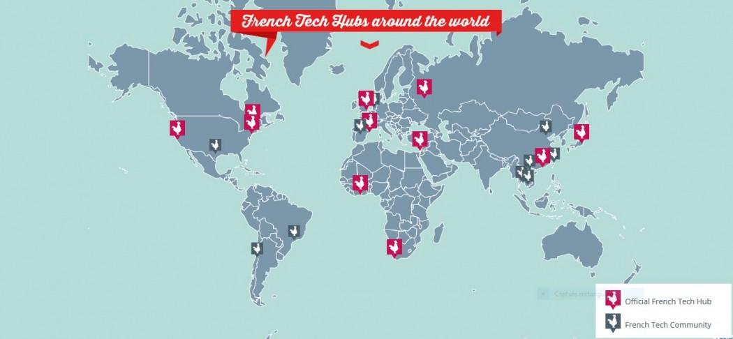 La Frenchtech lance 6 nouveaux French Tech Hubs à l'international