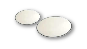 Silver Coated 2″ 4″ Silicon Wafer, P-Type 100